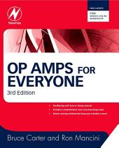 Op Amps for Everyone: Edition 3