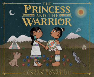The Princess and the Warrior Book