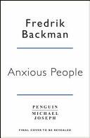 Anxious People Book PDF