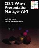 Download OS 2  Warp Presentation Manager API Book