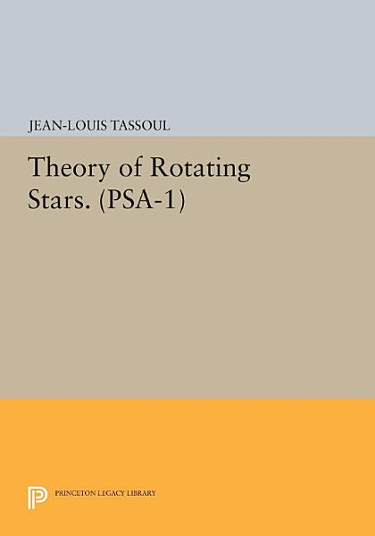 Theory of Rotating Stars   PSA 1