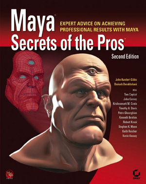 Maya Secrets of the Pros PDF