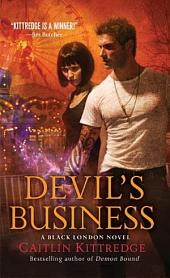 Devil's Business: A Black London Novel