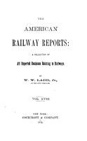 The American Railway Reports PDF