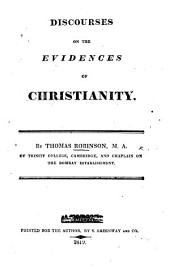Discourses on the Evidences of Christianity