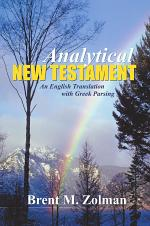 Analytical New Testament