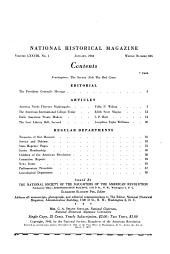Daughters of the American Revolution Magazine PDF