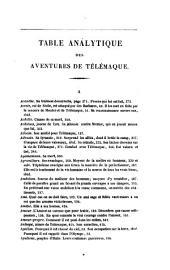 Aventures de Télémaque: Volume2