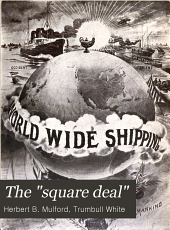 "The ""square deal"": or, Flashes from the business searchlight; humanity's plea for justice and protection against oppression by the great financial and commercial powers whose marvelous growth is the wonder of the twentieth century"