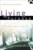 Living on Purpose PDF