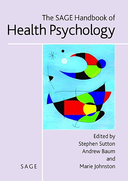 Download The SAGE Handbook of Health Psychology Book