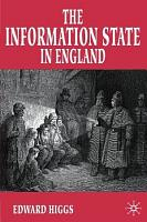 The Information State in England PDF