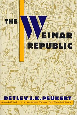 The Weimar Republic PDF