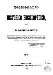 Diccionario histórico enciclopédico, 2