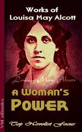 A Woman's Power: Top Novelist Focus