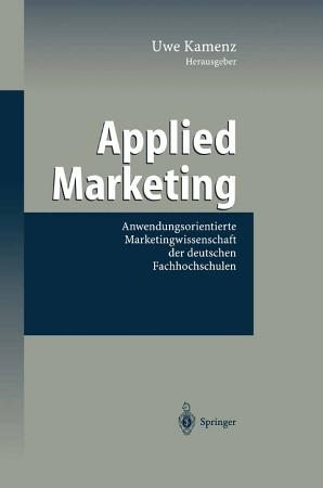 Applied Marketing PDF