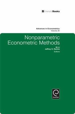 Nonparametric Econometric Methods