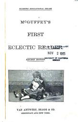 McGuffey's Eclectic Reader