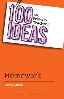 100 Ideas for Primary Teachers  Homework PDF