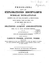 Analecta ad Ciceronis fragmenta