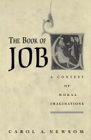 The Book of Job   A Contest of Moral Imaginations PDF