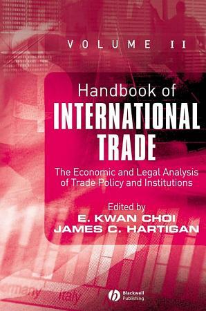 Handbook of International Trade PDF