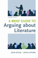 A Brief Guide to Arguing about Literature PDF
