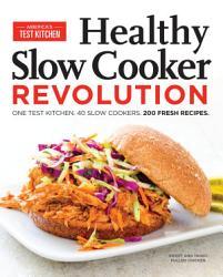 Healthy Slow Cooker Revolution Book PDF