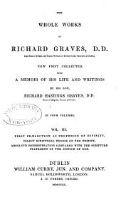 The Whole Works of Richard Graves: Volume 3