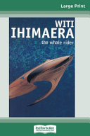 The Whale Rider  16pt Large Print Edition  PDF
