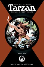 Tarzan Archives: The Joe Kubert Years Volume 3: Volume 3