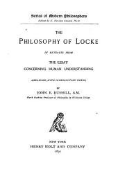 The Philosophy of Locke: In Extracts from The Essay Concerning Human Understanding