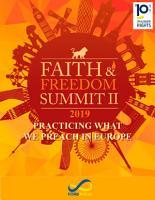 Faith and Freedom Summit II   2019 PDF