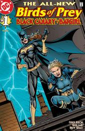 Birds of Prey: Black Canary/Batgirl (1997-) #1