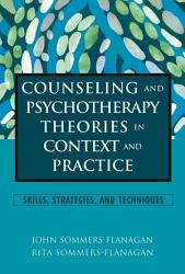 Dvd Counseling And Psychotherapy Theories In Context And Practice Book PDF