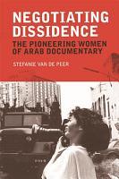 Negotiating Dissidence PDF