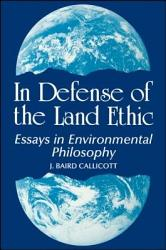 In Defense Of The Land Ethic Book PDF