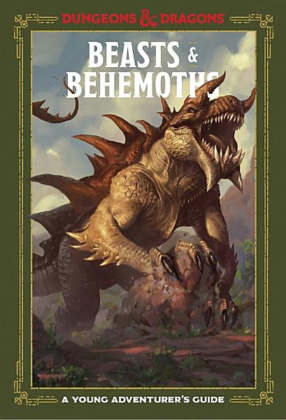 Download Beasts and Behemoths  Dungeons and Dragons  Book