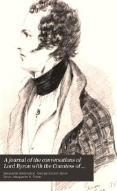 A Journal of the Conversations of Lord Byron with the Countess of Blessington