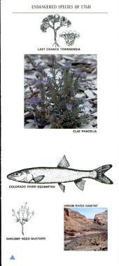 Endangered species of Utah