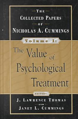 The Value of Psychological Treatment PDF