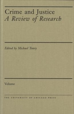 Crime and Justice  Volume 41