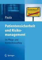 Patientensicherheit und Risikomanagement PDF