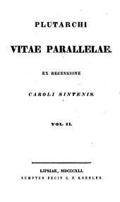 Vitae parallelae: Volume 2