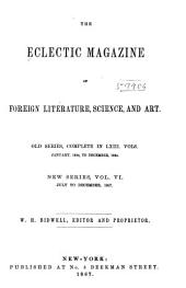 The Eclectic Magazine: Foreign Literature, Volume 6; Volume 69