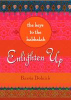 Enlighten Up  The Keys to Kabbalah PDF
