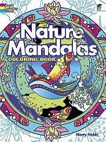 Nature Mandalas Coloring Book PDF