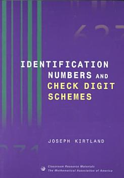 Identification Numbers and Check Digit Schemes PDF