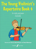 The Young Violinist s Repertoire