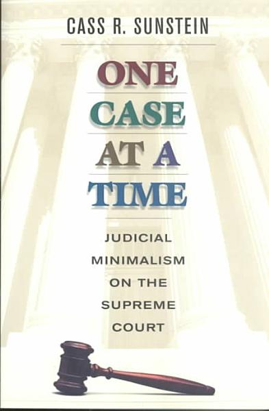 Download One Case at a Time Book